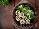 Рецепта Пилешки рулца с босилеково песто
